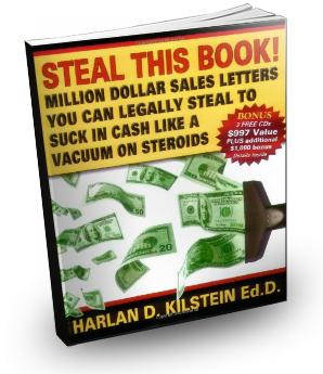 harlans book 3d